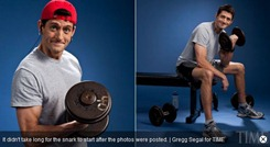 paul ryan workout photos