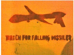 watch for falling missiles